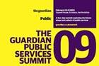 Guardian Public Services Summit