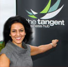 Opening of the Tangent Business Hub